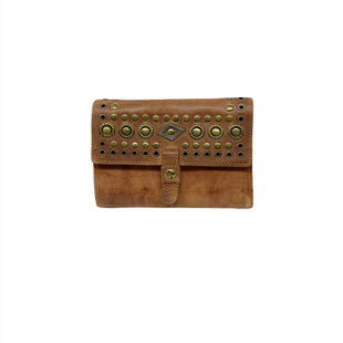Primary Photo - BRAND: PATRICIA NASH STYLE: WALLET COLOR: BROWN SIZE: LARGE OTHER INFO: AS IS SKU: 196-19681-77307
