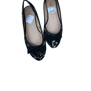 Primary Photo - BRAND: ONE 101 STYLE: SHOES FLATS COLOR: BLACK SIZE: 7.5 OTHER INFO: ONE 101 - SKU: 196-196142-177