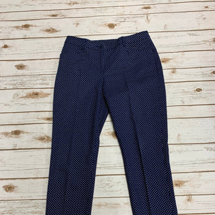 Primary Photo - BRAND: ANNE KLEIN STYLE: PANTS COLOR: BLUE WHITE SIZE: 6 SKU: 196-196112-49322
