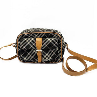 Primary Photo - BRAND: BURBERRY                                STYLE: HANDBAG DESIGNER    COLOR: PLAID               SIZE: SMALL               OTHER INFO: BLUE LABEL VINTAGE  SKU: 190-14511-21300