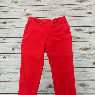Primary Photo - BRAND: BANANA REPUBLIC STYLE: PANTS COLOR: PINK SIZE: 6PETITE SKU: 196-196141-3085