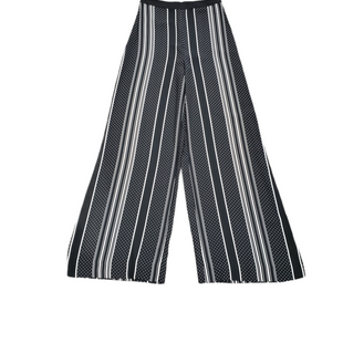 Primary Photo - BRAND: BCBGMAXAZRIA STYLE: PANTS COLOR: BLACK WHITE SIZE: XS SKU: 196-19681-76755
