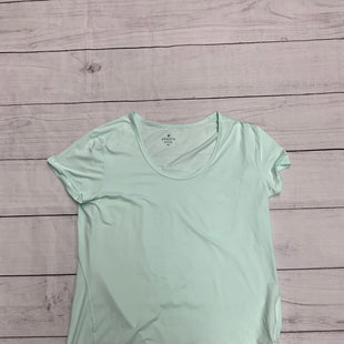 Primary Photo - BRAND: ATHLETA STYLE: ATHLETIC TOP SHORT SLEEVE COLOR: MINT SIZE: XL SKU: 196-196144-38