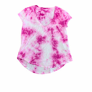 Primary Photo - BRAND: AMERICAN EAGLE STYLE: TOP SHORT SLEEVE COLOR: TIE DYE SIZE: XS SKU: 196-14511-48219