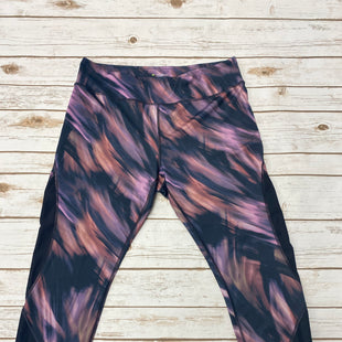 Primary Photo - BRAND: TEK GEAR STYLE: ATHLETIC CAPRIS COLOR: PINKBLACK SIZE: XL SKU: 196-19666-15747