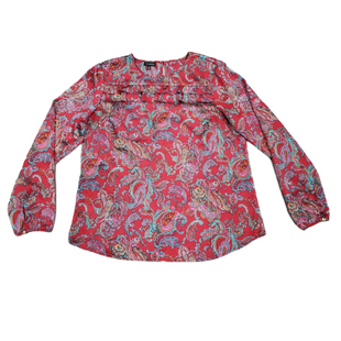 Primary Photo - BRAND: TALBOTS STYLE: TOP LONG SLEEVE COLOR: PAISLEY SIZE: M SKU: 196-196112-54622