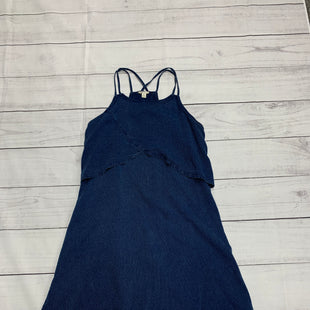 Primary Photo - BRAND: CATO STYLE: DRESS SHORT SLEEVELESS COLOR: BLUE SIZE: M SKU: 196-19666-16200