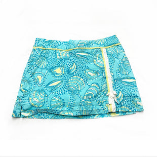 Primary Photo - BRAND: LILLY PULITZERSTYLE: SKORTCOLOR: BLUE YELLOWSIZE: 2SKU: 196-196112-36338