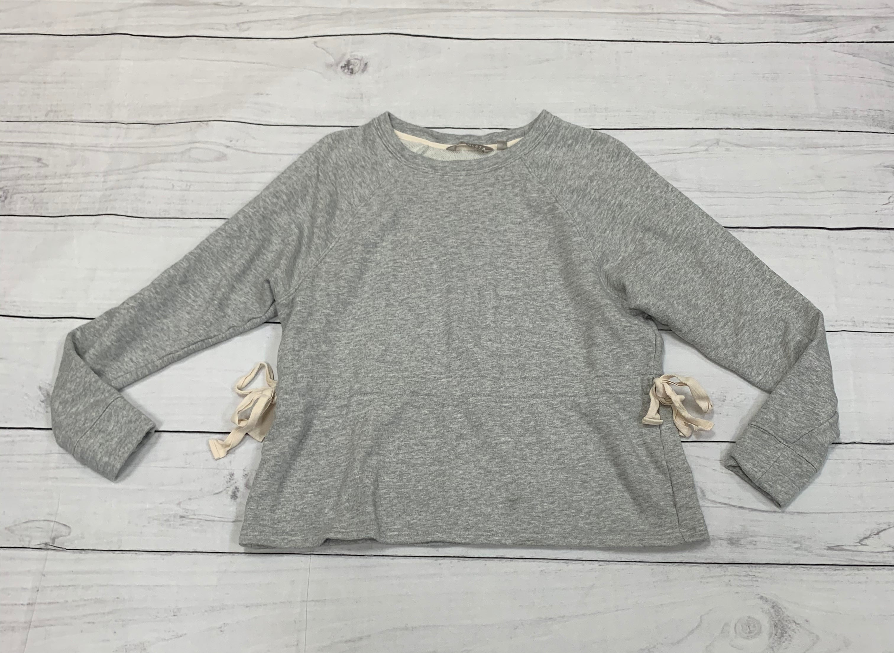 Primary Photo - BRAND: ATHLETA <BR>STYLE: ATHLETIC TOP <BR>COLOR: GREY <BR>SIZE: M <BR>SKU: 196-196112-52001