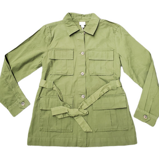 Primary Photo - BRAND: A NEW DAY STYLE: JACKET OUTDOOR COLOR: GREEN SIZE: S SKU: 196-196112-56128