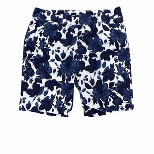 Primary Photo - BRAND: CORAL BAY STYLE: SHORTS COLOR: BLUE WHITE SIZE: 18 SKU: 196-196112-57969