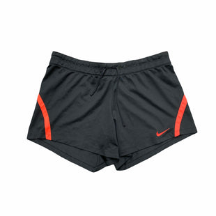 Primary Photo - BRAND: NIKE APPAREL STYLE: ATHLETIC SHORTS COLOR: BLACK SIZE: L SKU: 196-19666-16759
