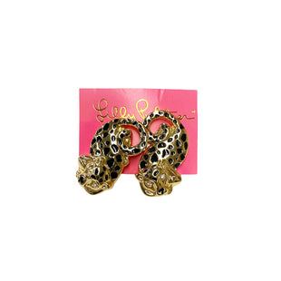 Primary Photo - BRAND: LILLY PULITZER STYLE: JEWELRY DESIGNER COLOR: GOLD OTHER INFO: CHEETAH SKU: 196-14511-48014