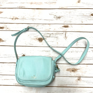 Primary Photo - BRAND: KATE SPADE STYLE: HANDBAG DESIGNER COLOR: MINT SIZE: SMALL SKU: 190-190125-12202
