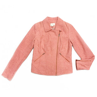 Primary Photo - BRAND: HINGE STYLE: JACKET OUTDOOR COLOR: PINK SIZE: S SKU: 196-196141-4758