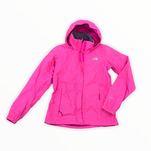 Primary Photo - BRAND: NORTHFACE STYLE: JACKET OUTDOOR COLOR: HOT PINK SIZE: S SKU: 196-14511-47240