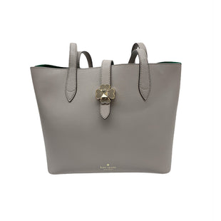 Primary Photo - BRAND: KATE SPADE STYLE: HANDBAG DESIGNER COLOR: GREY SIZE: SMALL OTHER INFO: KACI SMALL TOTE SKU: 196-196112-56213