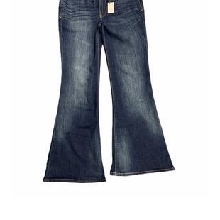 Primary Photo - BRAND: EXPRESS STYLE: JEANS COLOR: DENIM SIZE: 4 OTHER INFO: SHORT SKU: 196-14511-48045