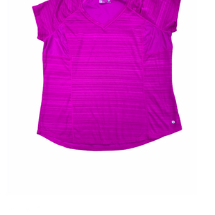 Primary Photo - BRAND: XERSION STYLE: ATHLETIC TOP SHORT SLEEVE COLOR: PINK SIZE: XL SKU: 196-196145-863