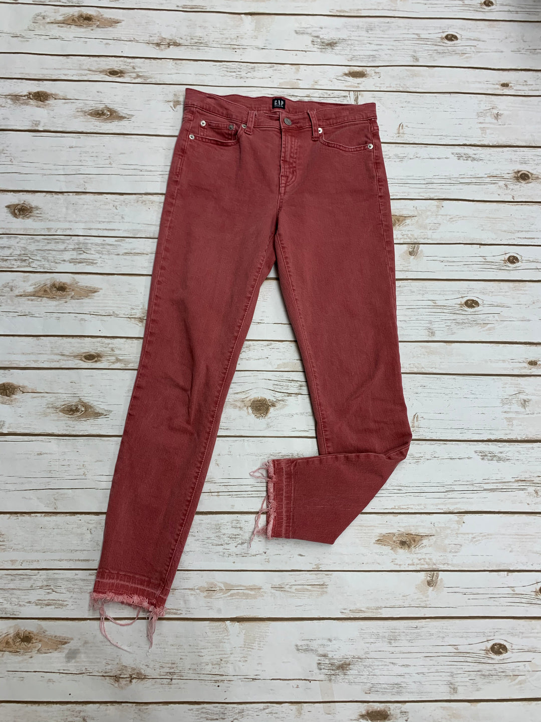 Primary Photo - BRAND: GAP <BR>STYLE: JEANS <BR>COLOR: DENIM PINK <BR>SIZE: 4 <BR>SKU: 196-196136-3638