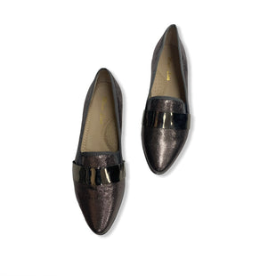 Primary Photo - BRAND:    CLOTHES MENTOR STYLE: SHOES FLATS COLOR: PEWTER SIZE: 7.5 OTHER INFO: MONA LISA - SKU: 196-19666-16746