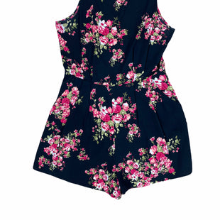 Primary Photo - BRAND: ONE CLOTHING STYLE: TOP SLEEVELESS (ROMPER)COLOR: PINKBLACK SIZE: L SKU: 196-196141-1868