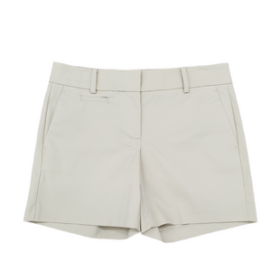Primary Photo - BRAND: ANN TAYLOR STYLE: SHORTS COLOR: TAN SIZE: 4 SKU: 196-196112-57447