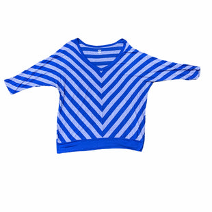 Primary Photo - BRAND: ANA STYLE: TOP LONG SLEEVE COLOR: BLUE SIZE: 1X SKU: 196-196138-3005