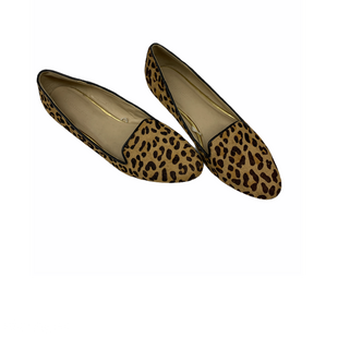 Primary Photo - BRAND: BANANA REPUBLIC STYLE: SHOES FLATS COLOR: ANIMAL PRINT SIZE: 8.5 SKU: 196-19666-18263