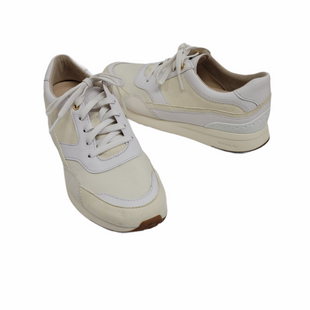 Primary Photo - BRAND: COLE-HAAN STYLE: SHOES ATHLETIC COLOR: CREAM SIZE: 8.5 SKU: 196-196141-4992