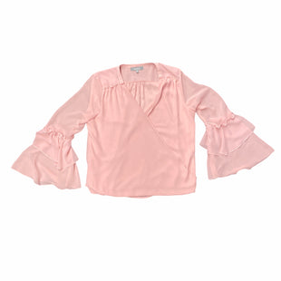 Primary Photo - BRAND: MARLED STYLE: TOP LONG SLEEVE COLOR: DUSTY PINK SIZE: XL SKU: 196-196112-53530