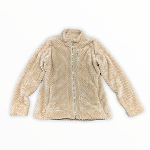 Primary Photo - BRAND: CALVIN KLEIN STYLE: JACKET OUTDOOR COLOR: TAN SIZE: M SKU: 196-14511-47690