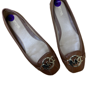 Primary Photo - BRAND: MICHAEL BY MICHAEL KORS STYLE: SHOES FLATS COLOR: CARAMEL SIZE: 8.5 SKU: 196-196142-164