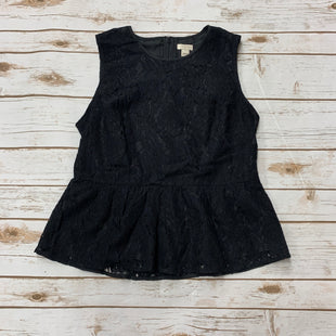 Primary Photo - BRAND: J CREW O STYLE: TOP SLEEVELESS COLOR: BLACK SIZE: M SKU: 196-196133-3971