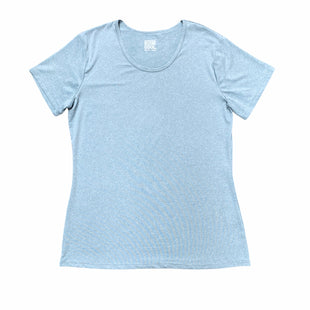 Primary Photo - BRAND: 32 DEGREES STYLE: ATHLETIC TOP SHORT SLEEVE COLOR: BLUE SIZE: L SKU: 196-196112-52798