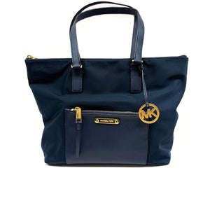 Primary Photo - BRAND: MICHAEL KORS STYLE: HANDBAG DESIGNER COLOR: NAVY SIZE: MEDIUM SKU: 196-19681-72863