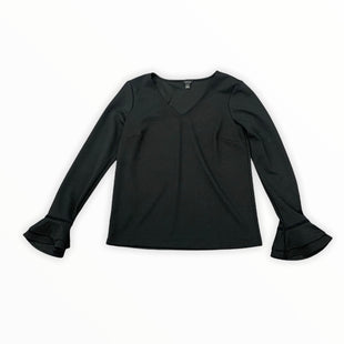 Primary Photo - BRAND: ANN TAYLOR STYLE: TOP LONG SLEEVE COLOR: BLACK SIZE: XS SKU: 196-196112-54751