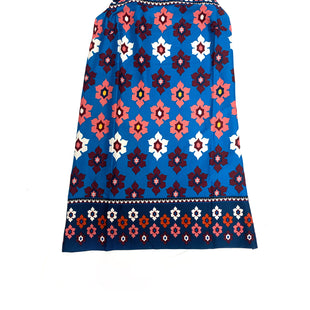 Primary Photo - BRAND: ANN TAYLOR LOFTSTYLE: DRESS SHORT SLEEVELESSCOLOR: BLUE REDSIZE: SSKU: 196-196139-310
