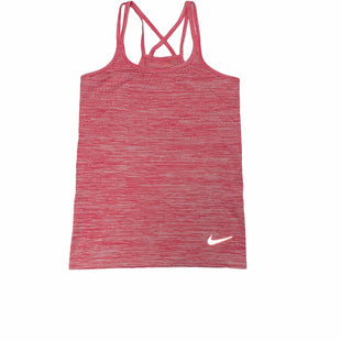 Primary Photo - BRAND: NIKE APPAREL STYLE: ATHLETIC TANK TOP COLOR: ORANGE SIZE: XS SKU: 196-196112-55297