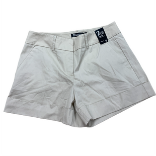 Primary Photo - BRAND: NEW YORK AND CO STYLE: SHORTS COLOR: KHAKI SIZE: 6 SKU: 196-19666-18353