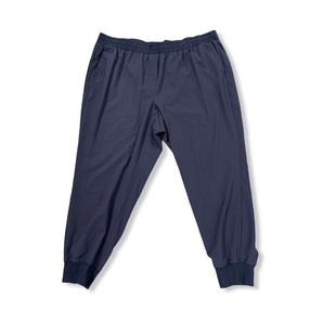 Primary Photo - BRAND: LANE BRYANT STYLE: ATHLETIC PANTS COLOR: NAVY SIZE: 2X SKU: 196-196141-4147