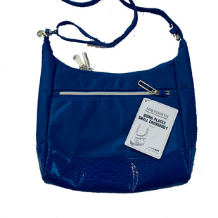 Primary Photo - BRAND:  TRAVELSMITHSTYLE: HANDBAGCOLOR: BLUESIZE: MEDIUMOTHER INFO: TRAVELSMITH -SKU: 196-14511-44596
