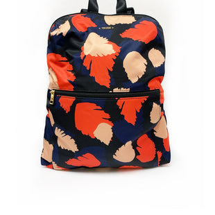 Primary Photo - BRAND: TUMI STYLE: BACKPACK COLOR: BLUE SIZE: LARGE OTHER INFO: AND ORANGE SKU: 196-196112-53721