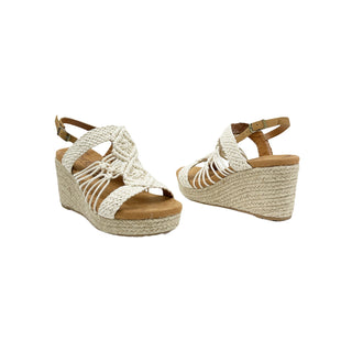 Primary Photo - BRAND:    ZODIACSTYLE: SANDALS HIGH COLOR: CREAM SIZE: 7 OTHER INFO: ZODIAC - SKU: 196-19681-77155