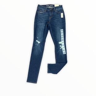 Primary Photo - BRAND: OLD NAVY STYLE: JEANS COLOR: DENIM BLUE SIZE: 0 SKU: 196-196112-55221