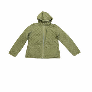 Primary Photo - BRAND: J CREW STYLE: JACKET OUTDOOR COLOR: GREEN SIZE: M SKU: 196-196112-59034