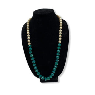 Primary Photo - BRAND: KATE SPADE STYLE: NECKLACE COLOR: GREEN SKU: 196-196141-4518