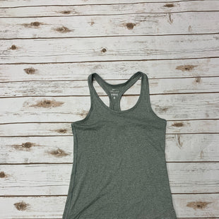 Primary Photo - BRAND: NIKE STYLE: ATHLETIC TANK TOP COLOR: GREY SIZE: S SKU: 196-196141-3132