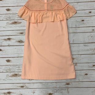 Primary Photo - BRAND: GIANNI BINI STYLE: DRESS SHORT SLEEVELESS COLOR: PEACH SIZE: S SKU: 196-196112-48187