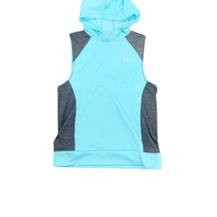 Primary Photo - BRAND: UNDER ARMOUR STYLE: ATHLETIC TANK TOP COLOR: BLUE SIZE: S SKU: 196-196112-56674